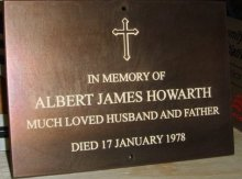 memorial-bronze plaque etched-engraved-in memory of