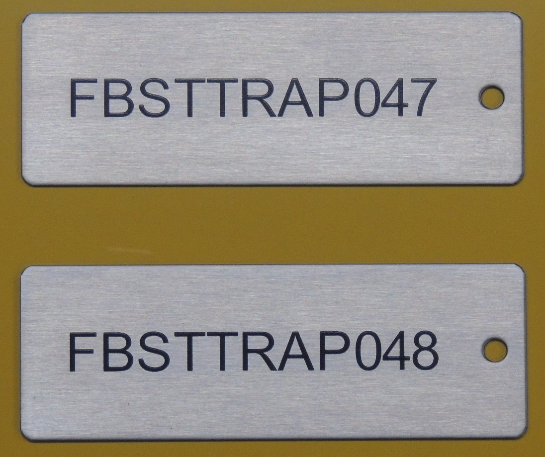 Engraved Plaques In Brass Aluminium Amp Stainless Steel